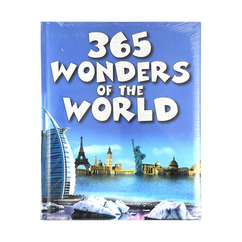 365 WONDERS OF THE WORLD HB*