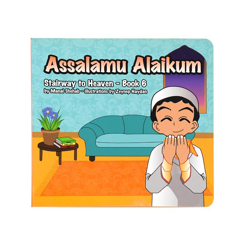 ASSALAMU ALAIKUM BOOK - 6 *