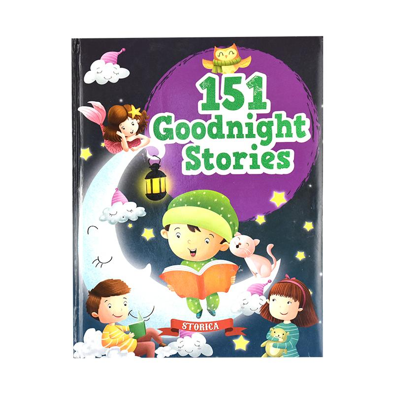 151 GOODNIGHT STORIES HB*