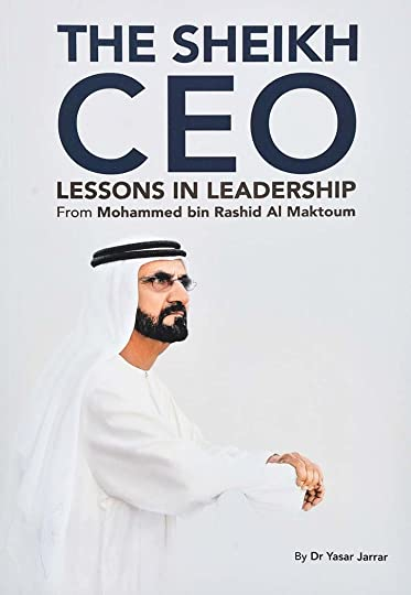 THE SHEIKH CEO LESSONS IN LEADERSHIP ENGLISH PAPERBACK