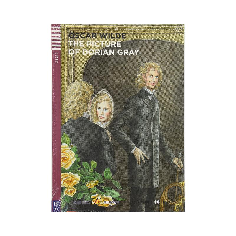 THE PICTURE OF DORIAN GRAY STAGE 3+CD