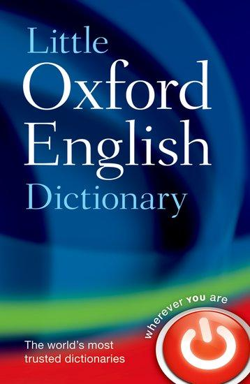 LITTLE OXFORD ENGLISH DICTIONARY HB 9E