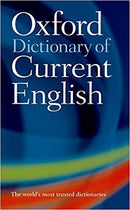 OXFORD DICIONARY OF CURRENT ENGLISH 4E