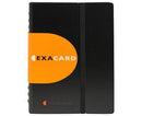 Business Card Holder 120 Cards Exacard