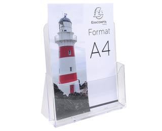 Acrylic Leaflet Holder 1 Layer A4