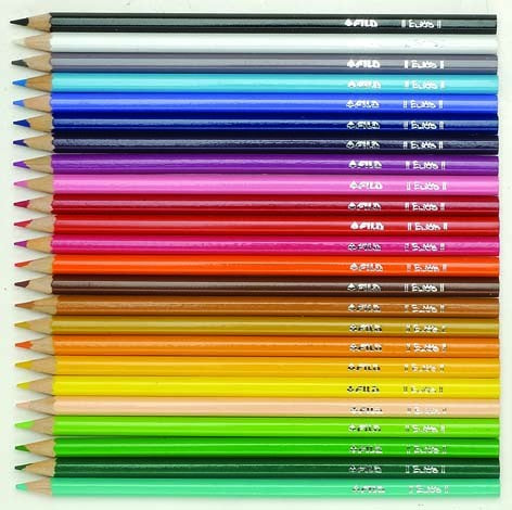 Giotto Elios Color Pencil 24color-275100