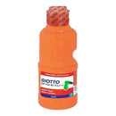 Giotto Tempara Fluorescent Paint 250ml Orange-531103