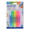 Giotto 545300 Neon Glitter Glue Set Of 5
