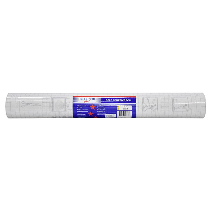 Self Adhesive Rolls Clear 15M