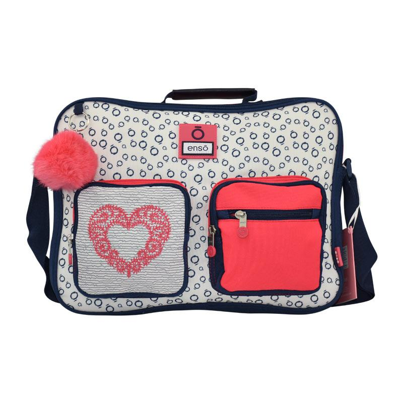 Laptop Bag Heart