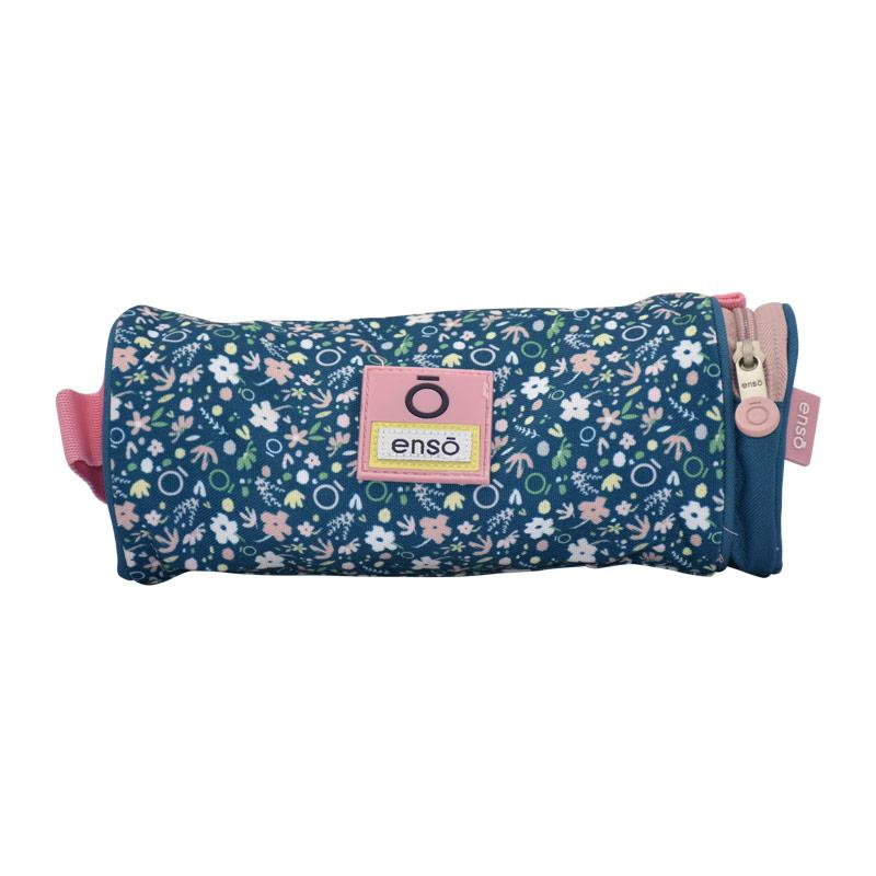 Pencil Case Blue Garden - 9034161