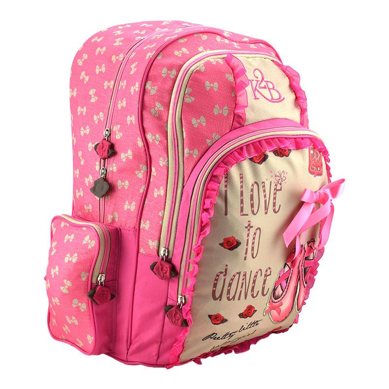 "Back Pack 18"" I Love To Dance"