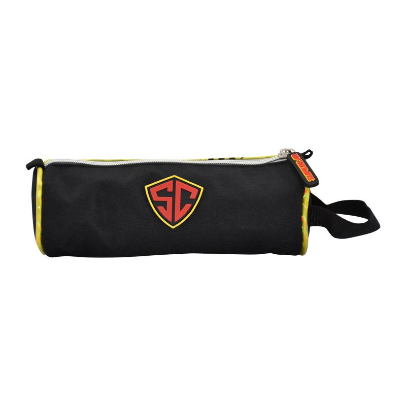 Pencil Case Round Super Car - 8-SCC-PCR