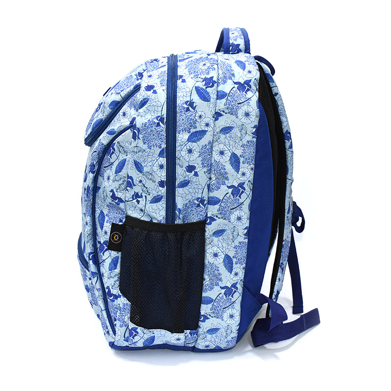 Back Pack Large-Beig/Blue-K20-G3-BP