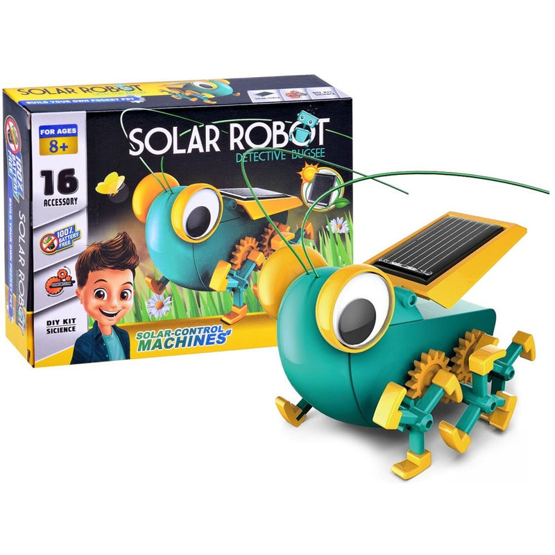 Educational Experiment Kit-Solar Robot-1012
