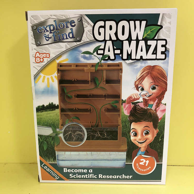 Educational Experiment Kit-Grow a Maze-1001