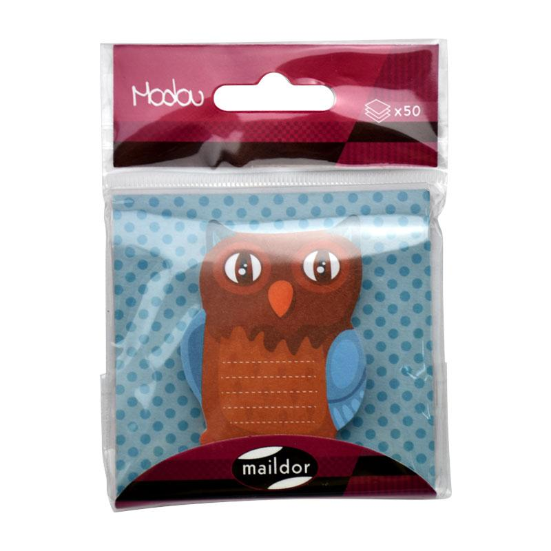 Stick Memo Modou Red Owl
