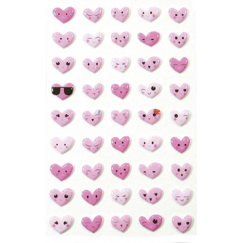 Sticker Cooky Emoticons Heart