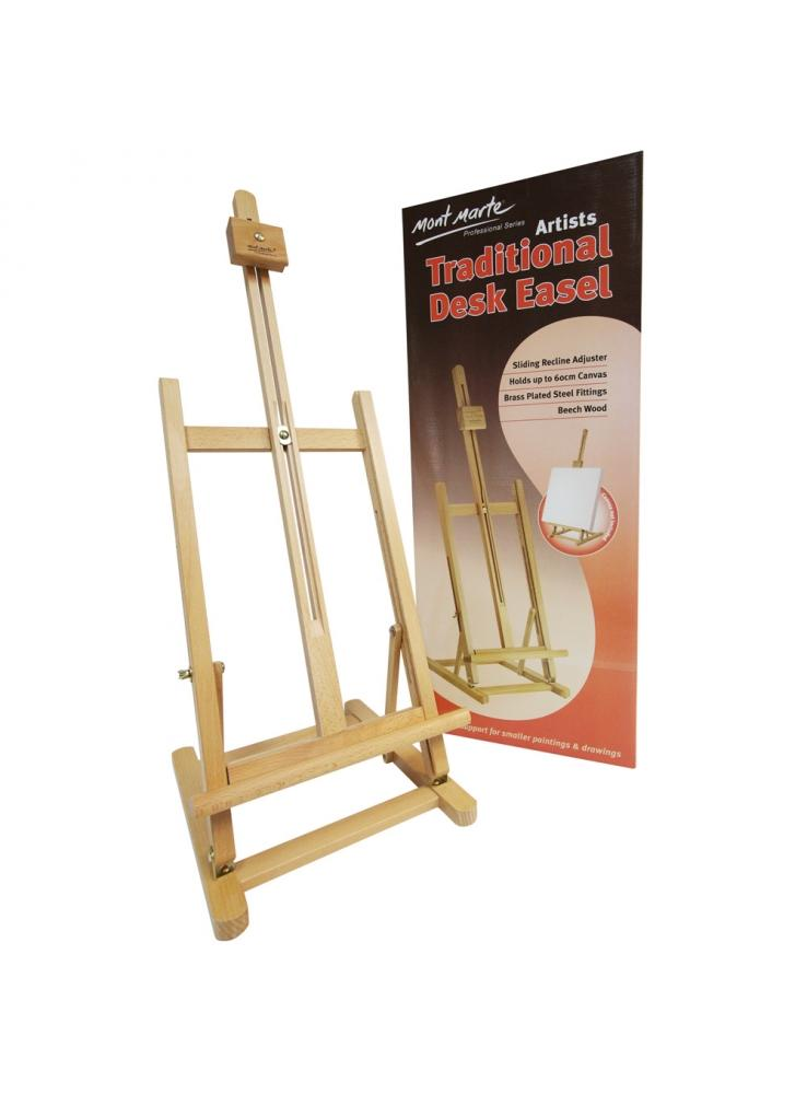 Easel Table Wooden-MCG0006