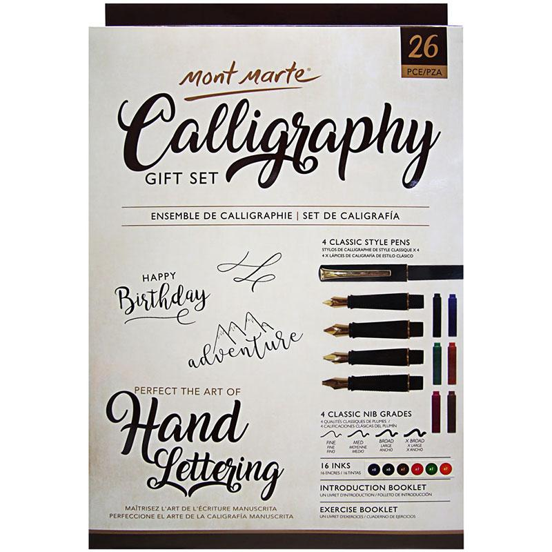 Calligraphy Gift Set 26 Pcs-MMCA0006