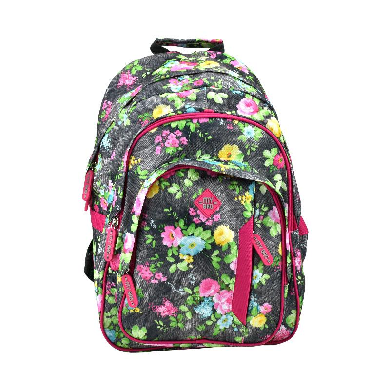 Back Pack Flowers