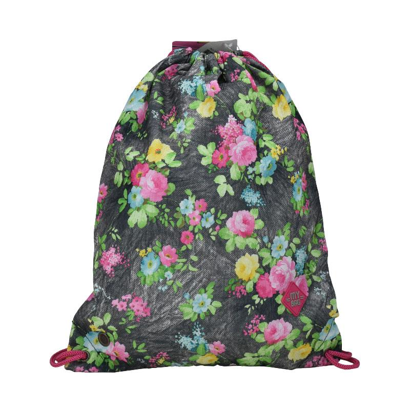 Athletic Bag Flowers