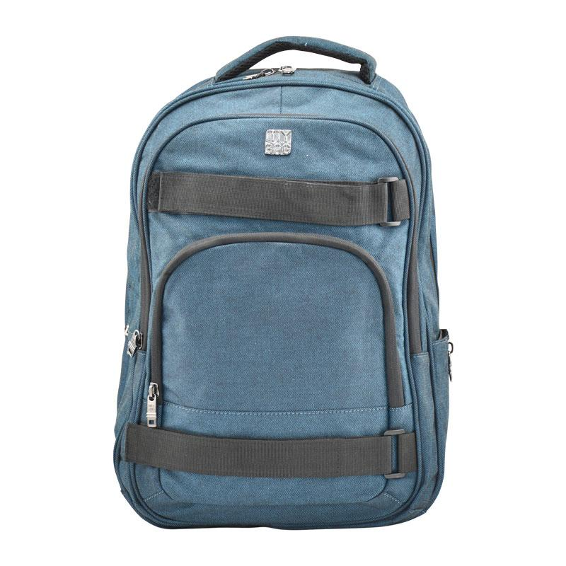Back Pack Blue/Black