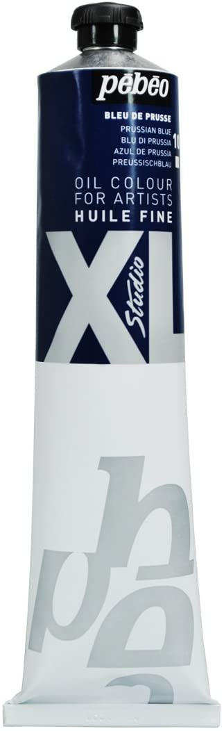Pebeo XL Fine Oil 200ml Pruss.Blue-200010