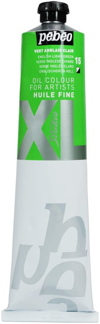 Pebeo XL Fine Oil 200ml English Green-200015