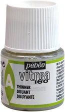 Pebeo Vitrea 160 Thinner 45ml-113050