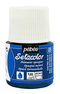 Pebeo-Seta (Fabric Color) Opaque 45ml Shimmer Electric Blue-295069