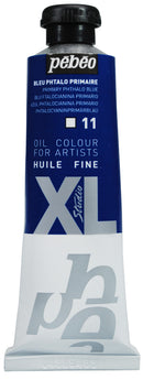 Pebeo-XL Fine Oil Color 37ml-Phthalo Blue-937011