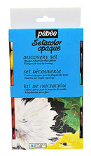 Pebeo Discovery Set Seta (Fabric) Opaque 12x20ml-754406