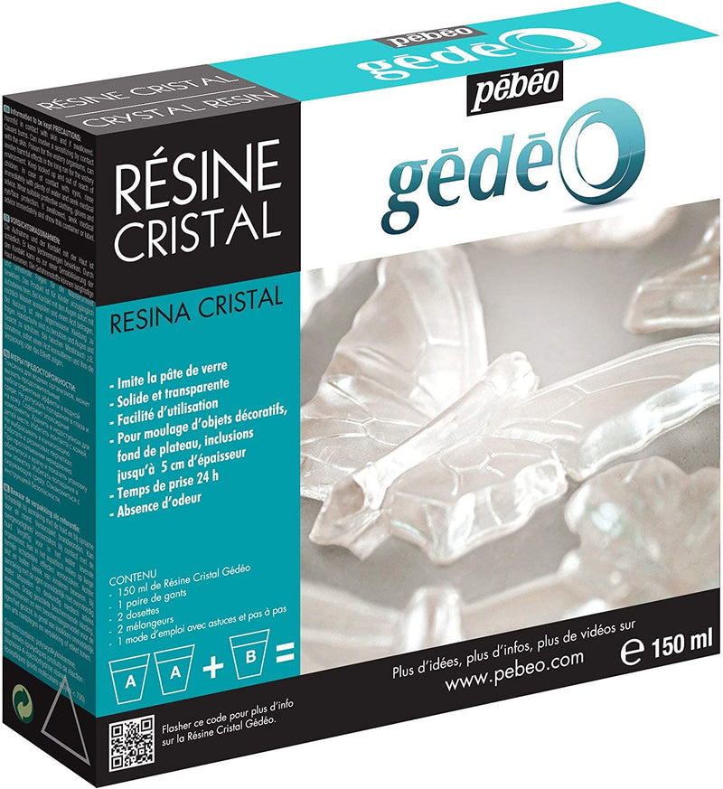 Pebeo Crystal Resin 150ml-766150