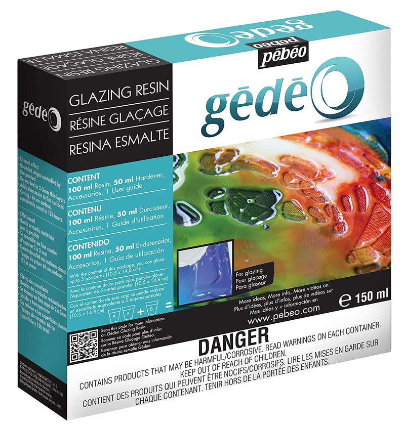 Pebeo Glazing Resin 150ml-766170