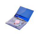 Ring Binder Wallet A4 W/Button
