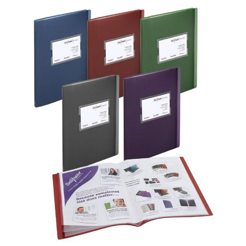 Display Book A4/A5 20 Pockets