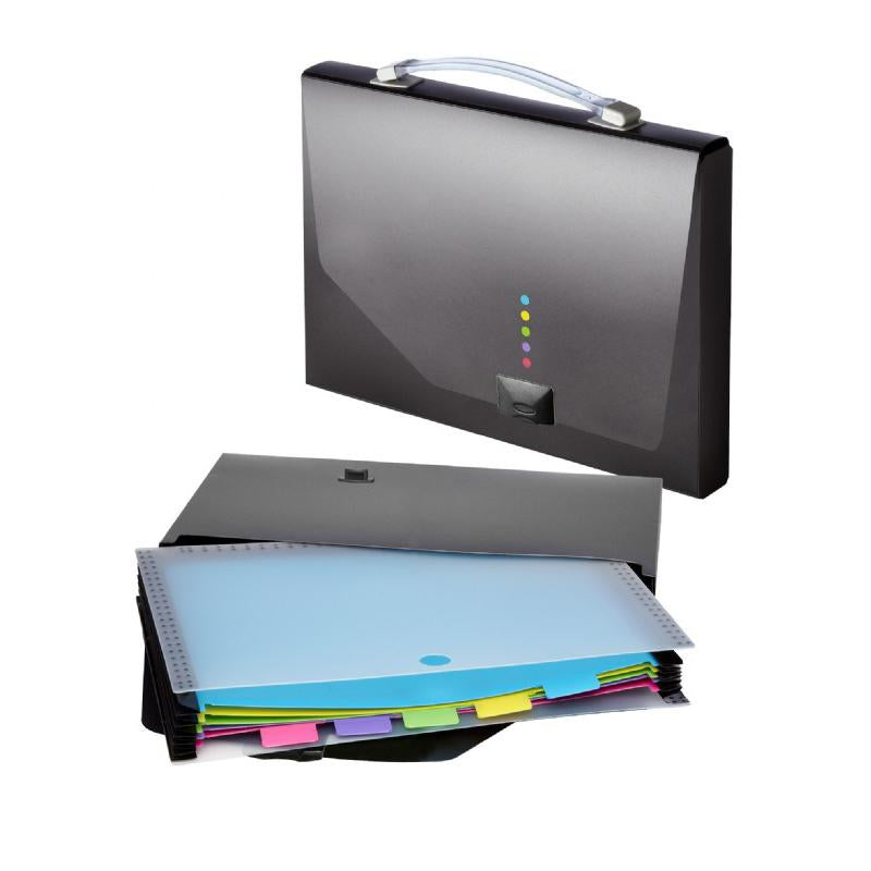 Document Case Expander A4 6 Part