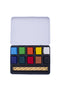 Cretacolor-Aqua Brique Watercolor Block 10 Color-415 10