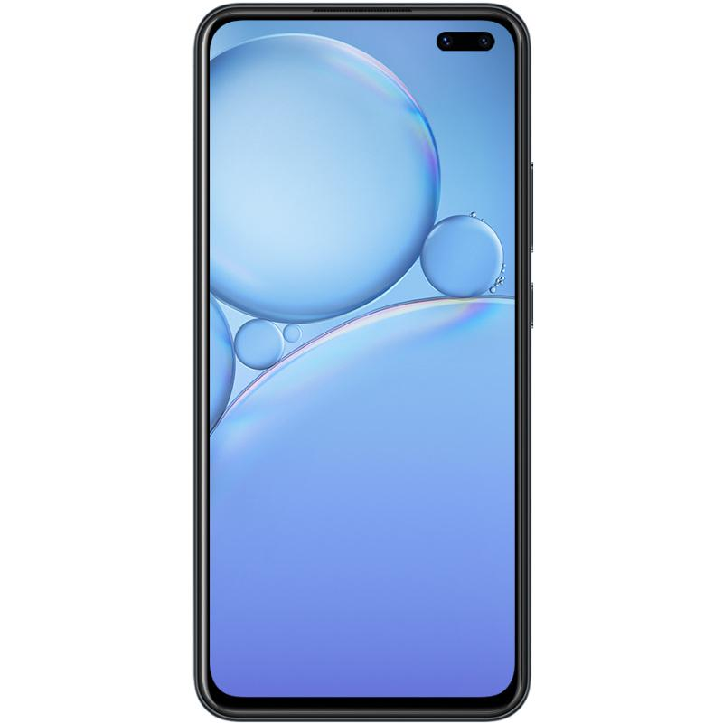 VIVO V19 (8/128GB) Gleam Black, 6.44-inch, 4,500mAH Battery, Front 32MP+8MP / Rear 48MP+8MP+2MP+2MP