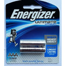 ENERGIZER LITHIUM AAAX2 BATTERY