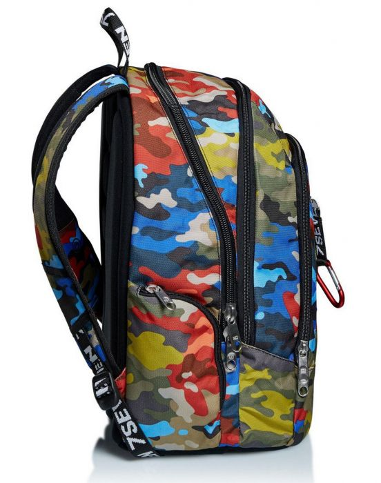 Backpack Seven Advanced Adventure Camo W/WIRELESS SPEAKER
