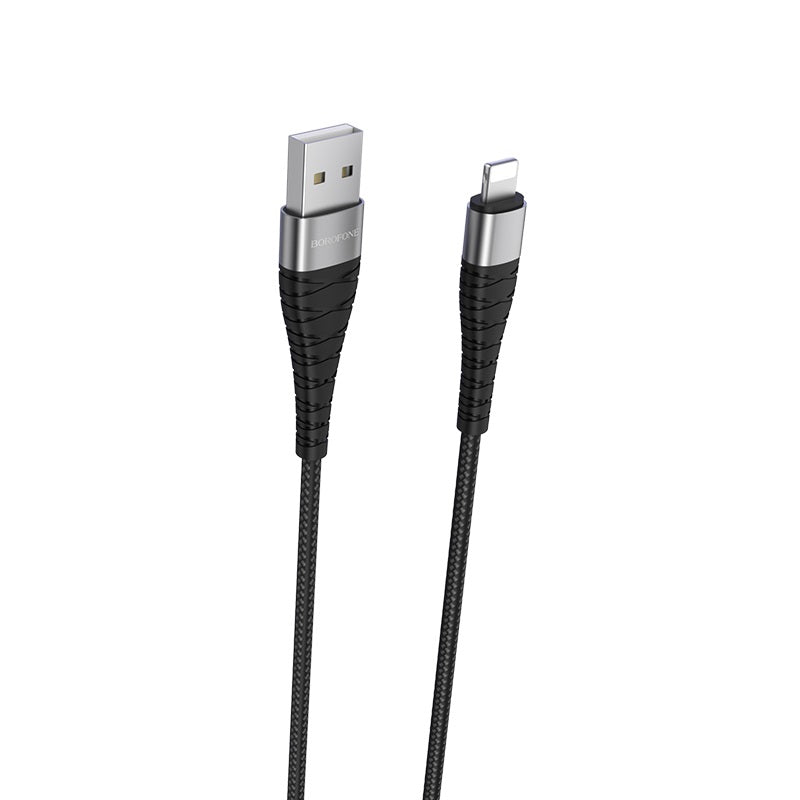 BX32 Munificent charging data cable for Lightning