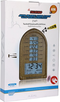 AZAL  Azan Clock Light Wooden Color | AC 208v Light