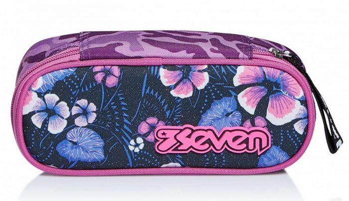 Pen Case Seven Round Plus Funny Gilly