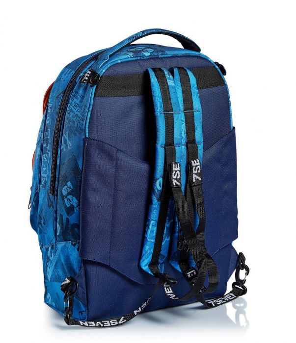 Trolley Backpack Seven Jack 3WD Upbeat