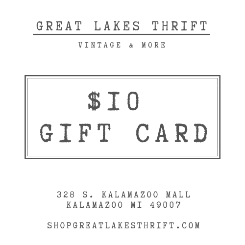 Great Lakes Thrift - Gift Card