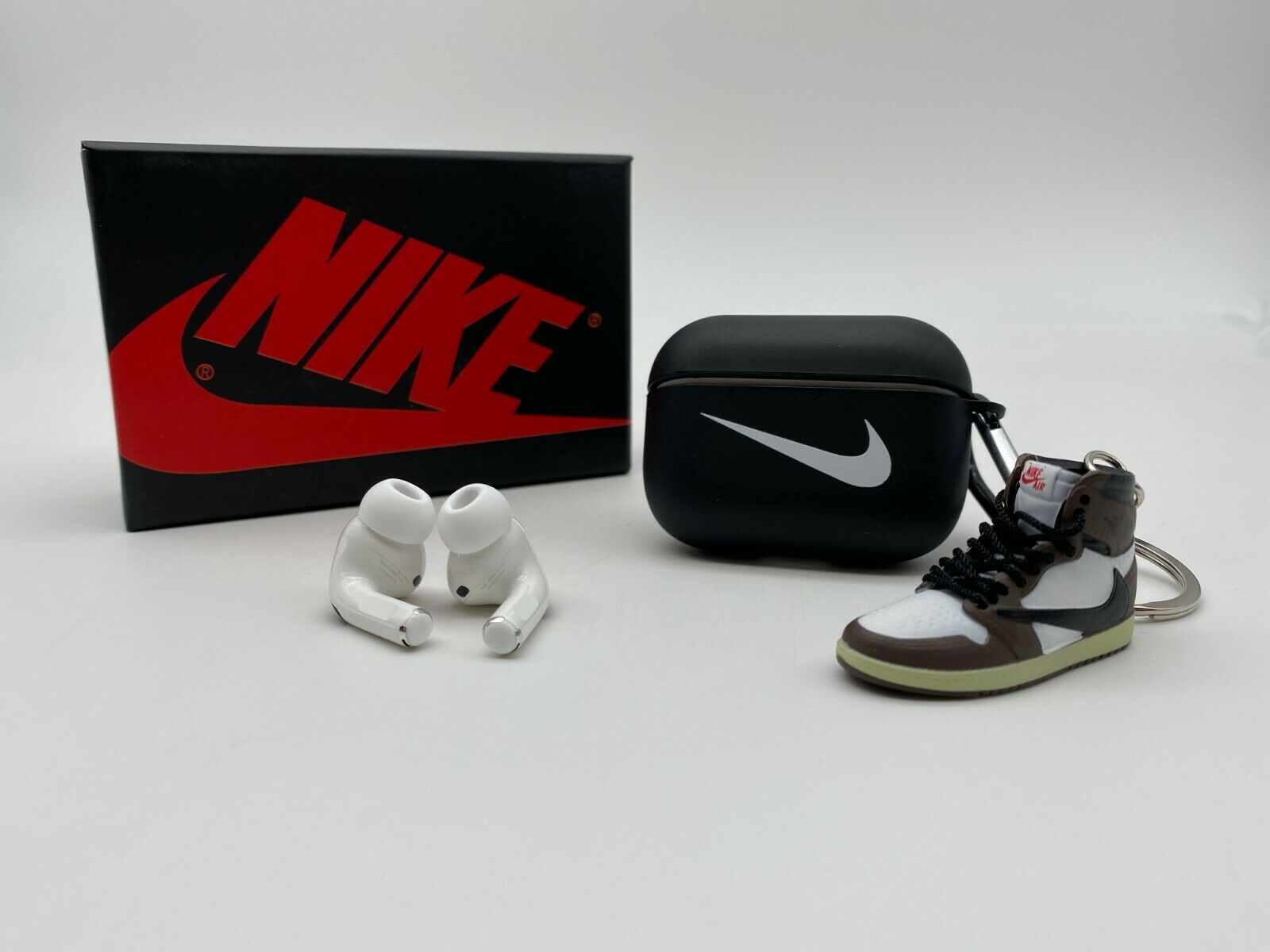 USA Seller Hypebeast Sneakerhead Inspired Soft TPU Airpods Case for Apply Airpods and Airpods Pro
