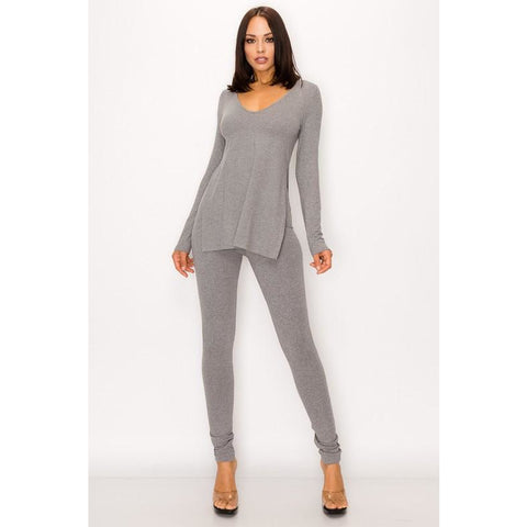 Super Soft Fitted Lounge Wear Set