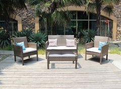 NEW Classic Range of Rattan Garden Furniture